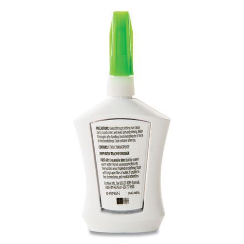 Super Glue No-Run Gel with Precision Applicator, 0.14 oz, Dries Clear. Picture 3