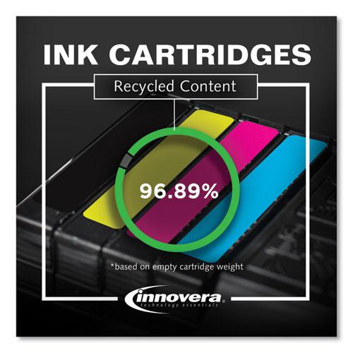 Remanufactured Black/Cyan/Magenta/Yellow High-Yield Ink, Replacement for HP 950XL/951 (C2P01FN), 300/700 Page-Yield. Picture 7