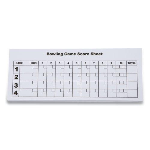 Bowling Set, Plastic/Rubber, White, 1 Ball/10 Pins/Set. Picture 4