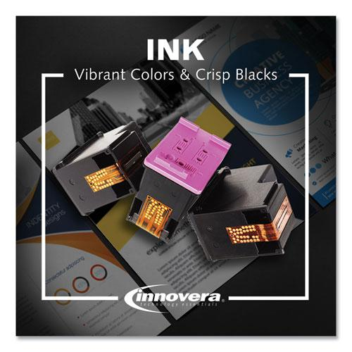 Remanufactured Cyan/Magenta/Yellow High-Yield Ink, Replacement for Brother LC2033PKS, 550 Page-Yield. Picture 3