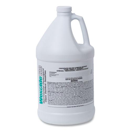 Wex-Cide Concentrated Disinfecting Cleaner, Nectar Scent, 128 oz Bottle. Picture 1