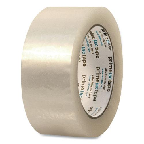 """Industrial Packing Tape, 3"""" Core, 1.8 mil, 2"""" x 55 yds, Clear, 36/Carton. Picture 1"""