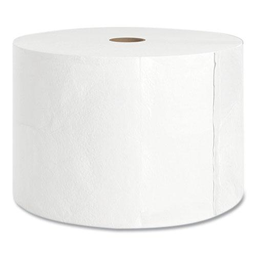 J-Series Two-Ply Small Core Bath Tissue, Septic Safe, White, 4 x 4, 1,000 Sheets/Roll, 36 Rolls/Carton. Picture 3