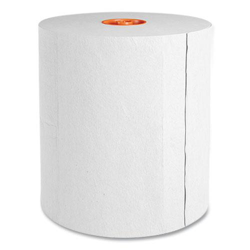 """J-Series Hardwound Paper Towels, 8"""" x 800 ft, White, 6 Rolls/Carton. Picture 3"""