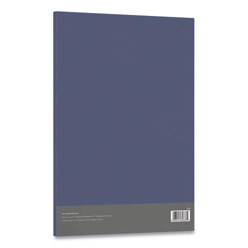Certificate Holder, Navy, 105lb Linen Stock, 12 x 9 1/2, 10/Pack. Picture 2