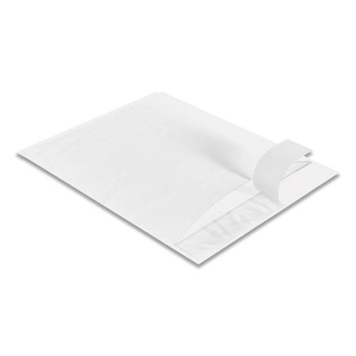 Packing List Envelope, Full-Size Window, 12 x 9.5, Clear, 500/Carton. Picture 3