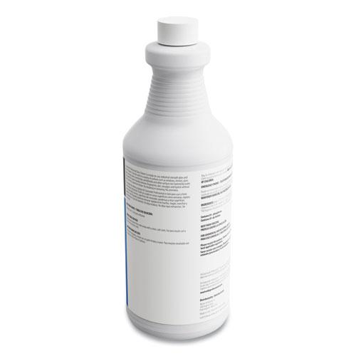 Glass Cleaner, Unscented, 0.95 L Bottle, 6/Carton. Picture 3