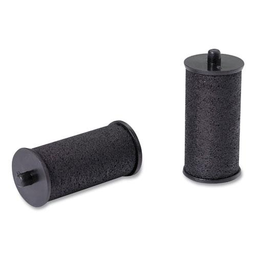 925129 Ink Roller Refill, Black, 2/Pack. Picture 1