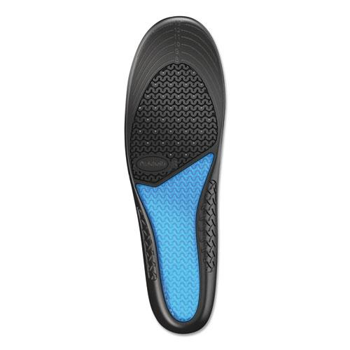 Comfort and Energy Work Massaging Gel Insoles, Men Sizes 8-14, 1 Pair. Picture 4