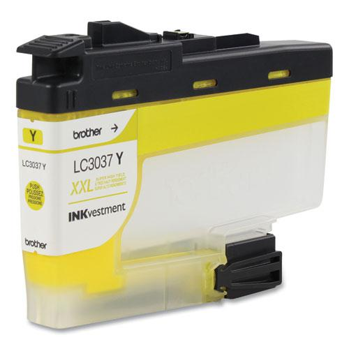 LC3037Y INKvestment Super High-Yield Ink, 1,500 Page-Yield, Yellow. Picture 2