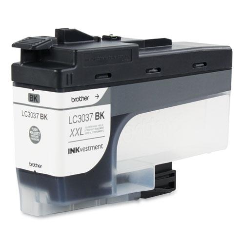 LC3037BK INKvestment Super High-Yield Ink, 3,000 Page-Yield, Black. Picture 3