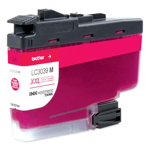LC3039M INKvestment Ultra High-Yield Ink, 5,000 Page-Yield, Magenta. Picture 3