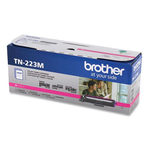TN223M Toner, 1,300 Page-Yield, Magenta. Picture 5