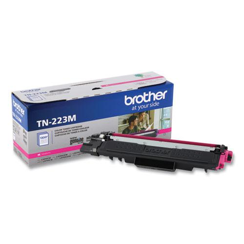 TN223M Toner, 1,300 Page-Yield, Magenta. Picture 6