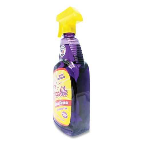 Glass Cleaner, 33.8 oz Spray Bottle. Picture 4