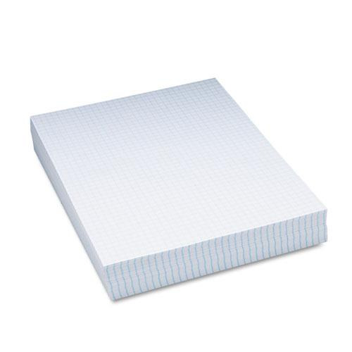 Composition Paper, 8.5 x 11, Quadrille: 4 sq/in, 500/Pack. Picture 1