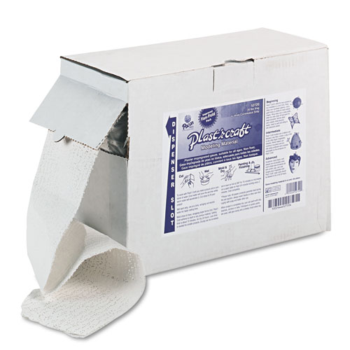 Plast'r Craft, White, 20 lbs. Picture 1