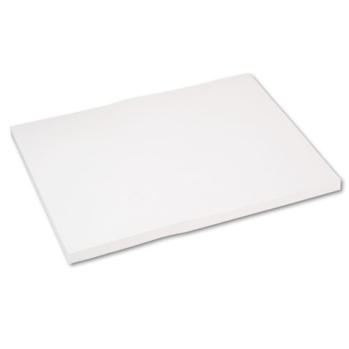 Medium Weight Tagboard, 24 x 18, White, 100/Pack. Picture 1