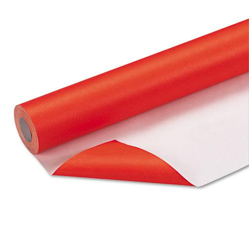 """Fadeless Paper Roll, 50lb, 48"""" x 50ft, Orange. Picture 1"""