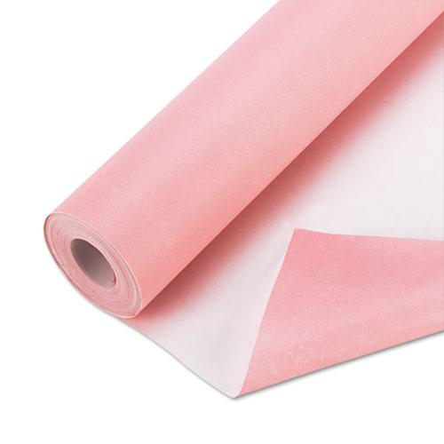 """Fadeless Paper Roll, 50lb, 48"""" x 50ft, Pink. Picture 1"""