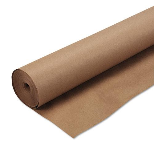 """Kraft Wrapping Paper, 16lb, 48"""" x 200ft, Natural. Picture 1"""
