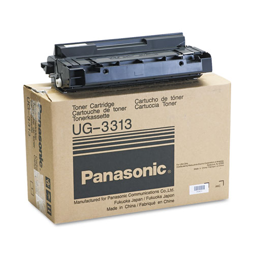 UG3313 Toner, 10,000 Page-Yield, Black. Picture 1