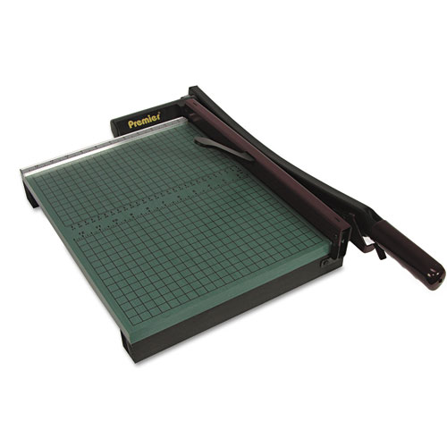 """StakCut Paper Trimmer, 30 Sheets, Wood Base, 12 7/8"""" x 17-1/2"""". Picture 2"""