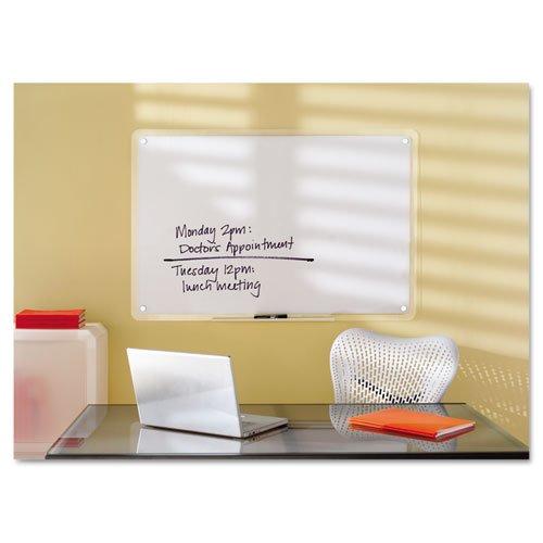 iQ Total Erase Board, 49 x 32, White, Clear Frame. Picture 7