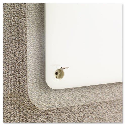 iQ Total Erase Board, 49 x 32, White, Clear Frame. Picture 9