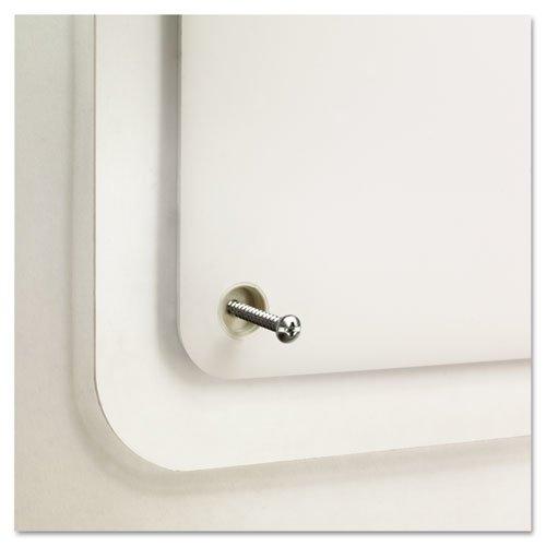 iQ Total Erase Board, 49 x 32, White, Clear Frame. Picture 10