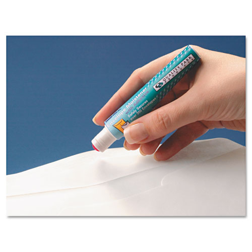 Dab n' Seal 2Go Moistener Pens, 10 mL, Teal, 2/Pack. Picture 2
