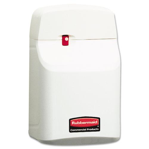 "Sebreeze Aerosol Odor Control System, 4.75"" x 3.13"" x 7.5"", Off-White. Picture 2"
