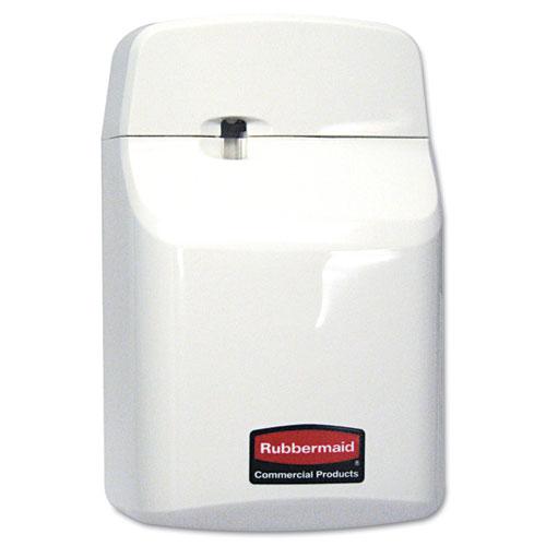 "Sebreeze Aerosol Odor Control System, 4.75"" x 3.13"" x 7.5"", Off-White. Picture 1"