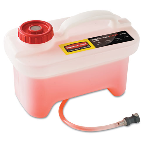 HYGEN Pulse Caddy With Clean Connect, 2 gal, 8 3/4w x 10 3/4h x 14 1/8l. Picture 1