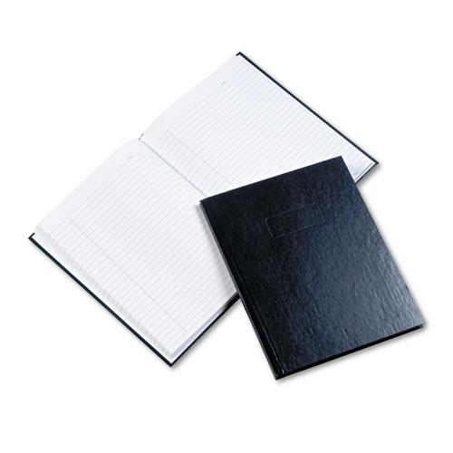 Business Notebook, Medium/College Rule, Blue Cover, 9.25 x 7.25, 192 Sheets. Picture 1