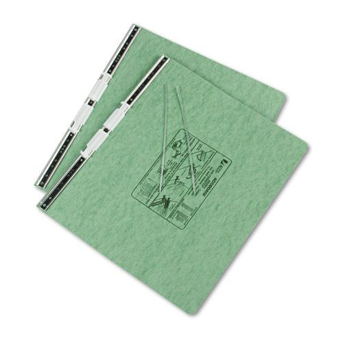 """PRESSTEX Covers with Storage Hooks, 2 Posts, 6"""" Capacity, 14.88 x 11, Light Green. Picture 2"""