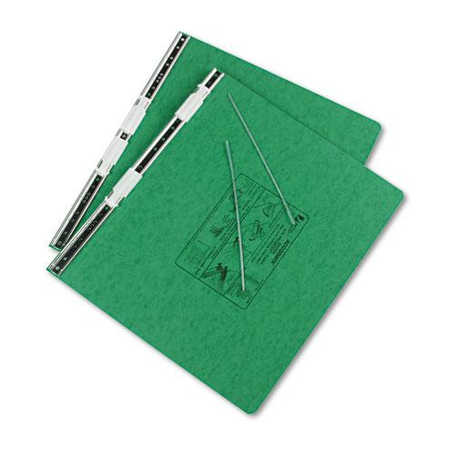 """PRESSTEX Covers with Storage Hooks, 2 Posts, 6"""" Capacity, 14.88 x 11, Dark Green. Picture 2"""
