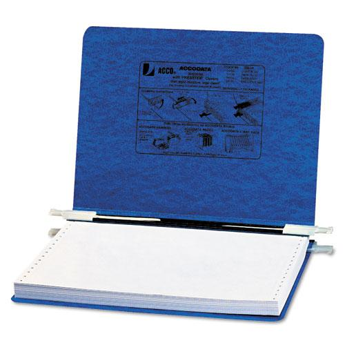 """PRESSTEX Covers with Storage Hooks, 2 Posts, 6"""" Capacity, 12 x 8.5, Dark Blue. Picture 1"""