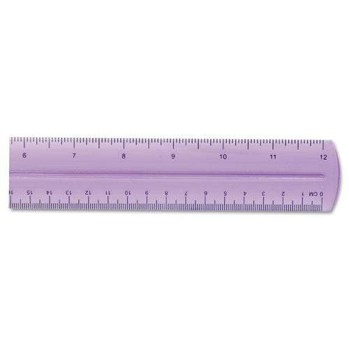 """12"""" Jewel Colored Ruler. Picture 3"""