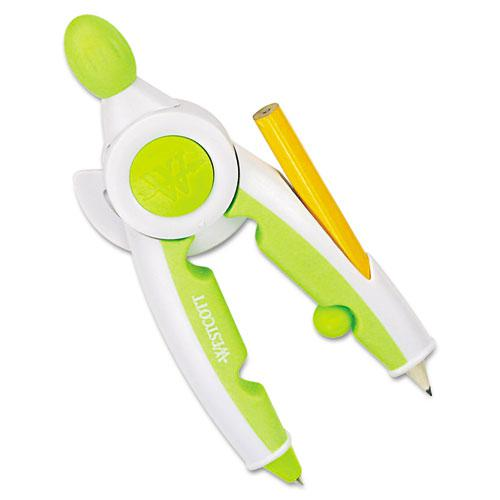 Soft Touch School Compass With Microban Protection, Assorted Colors. Picture 2