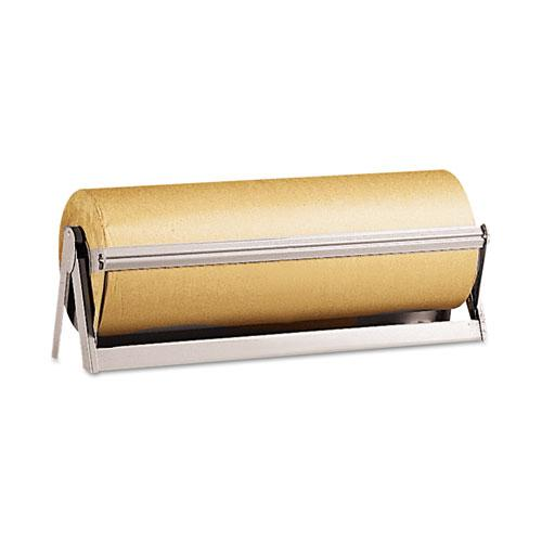 """High-Volume Wrapping Paper, 40lb, 24""""w, 900'l, Brown. Picture 2"""