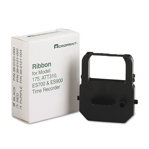 390121000 Ribbon Cartridge, Black. Picture 2