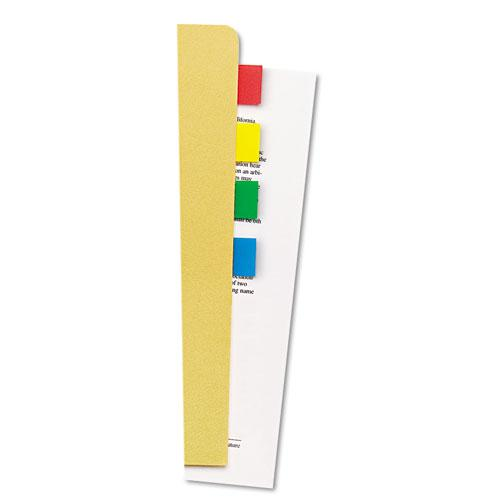 Page Flags, Assorted Colors, 35 Flags/Dispenser, 4 Dispensers/Pack. Picture 2