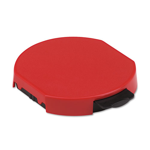 Trodat T5415 Stamp Replacement Ink Pad, 1 3/4, Red. Picture 2