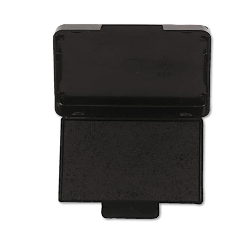 T5440 Dater Replacement Ink Pad, 1 1/8 x 2, Black. Picture 1