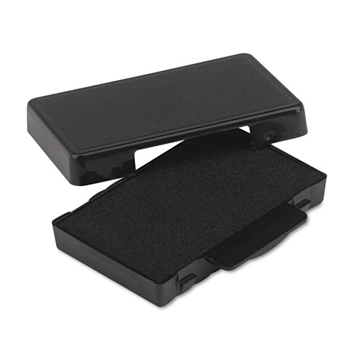 T5440 Dater Replacement Ink Pad, 1 1/8 x 2, Black. Picture 2