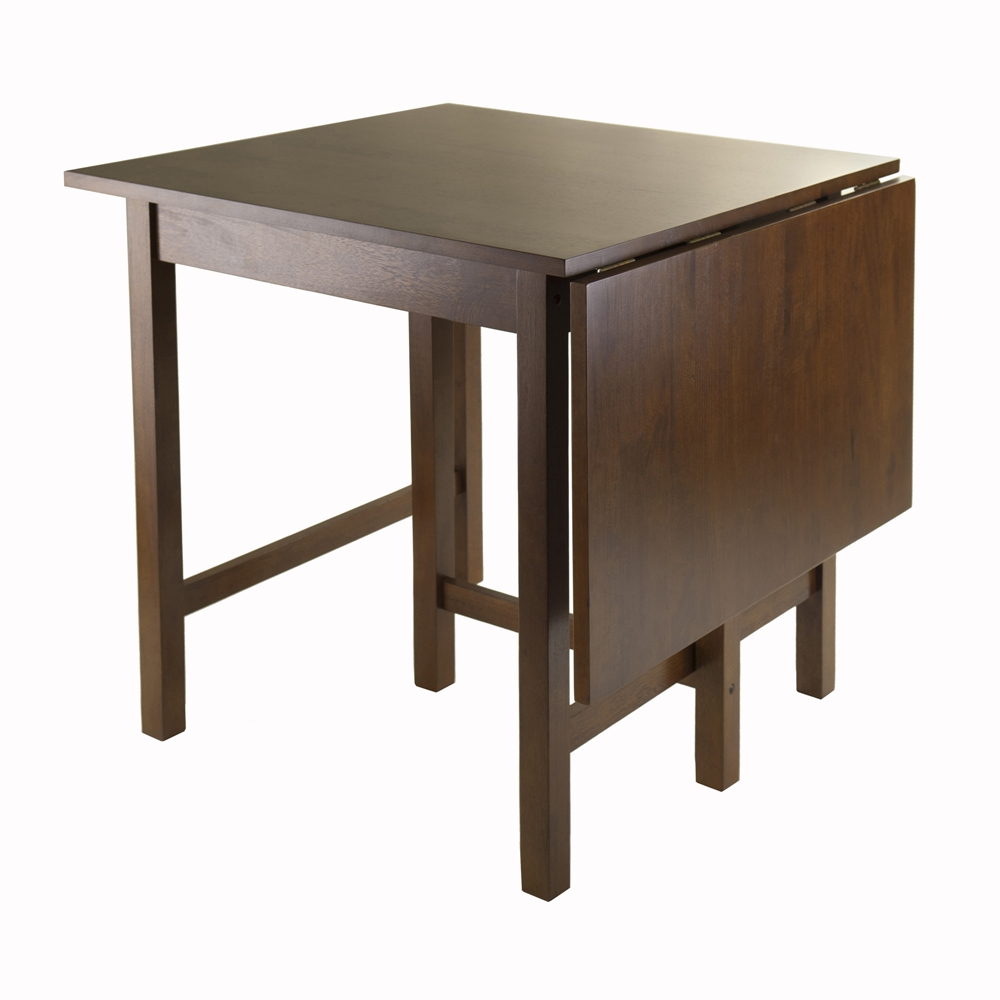 Lynden Drop Leaf Dining Table. Picture 2
