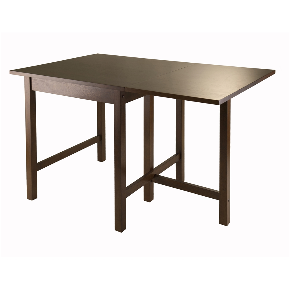 Lynden Drop Leaf Dining Table. Picture 1