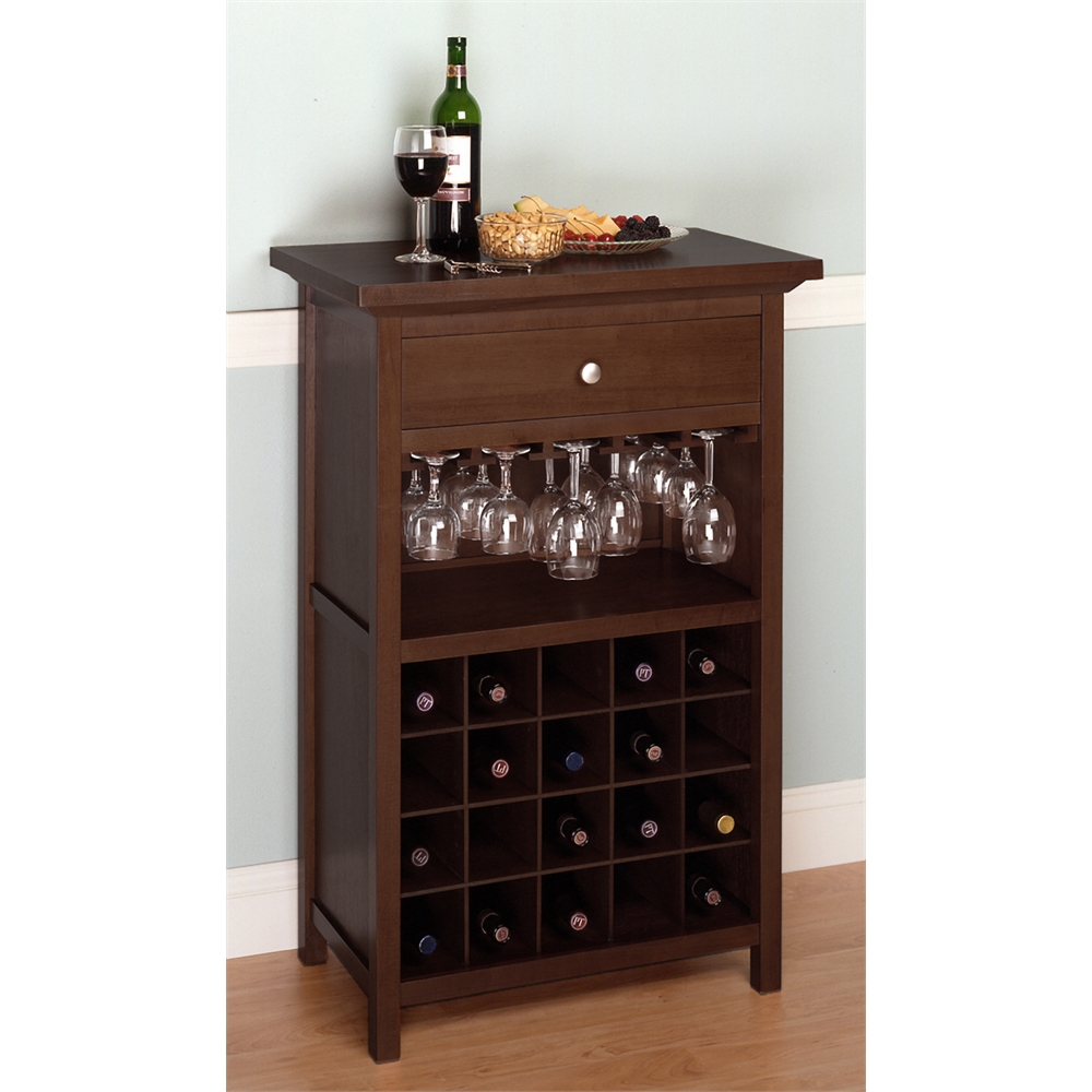 Chablis Wine Cabinet. Picture 3
