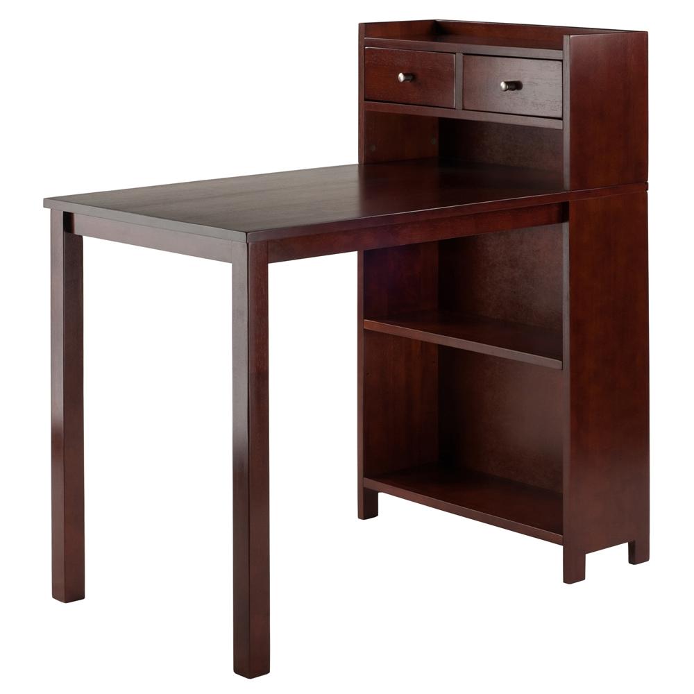 Tyler Table W Storage Shelf